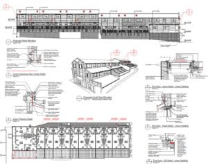 building consent drawings